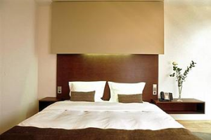Rom på Hotel Artemis