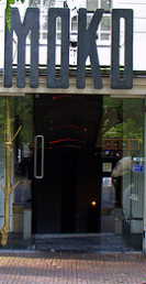 Moko - restaurant i Amsterdam
