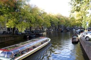 Kaneler i Amsterdam
